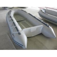 Wholesale Customized 1.0mm Hypalon Tube Aluminum RIB Boat Rigid Hull Inflatable Boat from china suppliers