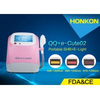 Wholesale E- Light IPL Radio Frequency Machines for Face Hair Removal / Breast Beautifying from china suppliers