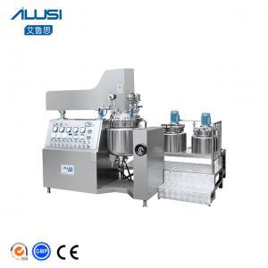 Wholesale Vacuum Mixing Machine, Homogenizer Emulsifying Mixer, Cream Making Machine from china suppliers