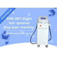 Wholesale 2000W Double handles SHR IPL Machine  for hair removal , tattoo removal from china suppliers