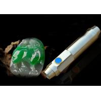 Quality Gem Powerful 10 Watt Led Flashlight , Led UV Flashlight For Gem Stone Gambling for sale