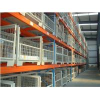 Wholesale Metal Cage Storing Selective Pallet Racking from china suppliers