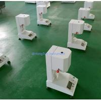 Wholesale Laboratory Digital Plastic Testing Machine MFR Melt Flow Indexer Equipped With Printer from china suppliers
