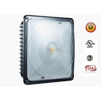Wholesale Waterproof 5600lm Cree Led Canopy Lights 3000k - 6500k 120 Degree Angle from china suppliers