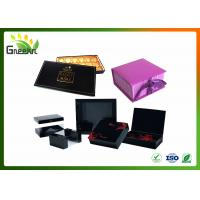 Wholesale Exquisite Fashion Design Gift Boxes for Red Wine / Wedding Sugar from china suppliers