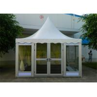 Wholesale Well-Designed Small Banquet Dinner Clearspan Structure Tent With Glass Wall from china suppliers