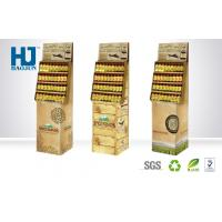 Wholesale Good Quality Cardboard Pallet Display Stand for Sales Promotion Custom Paper Counter from china suppliers