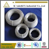 Wholesale High credit protection STEEL WIRE ROPE STEEL STRAND STEEL WIRE CORD from china suppliers