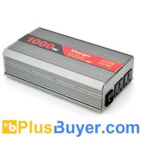 Wholesale 1000W Power Inverter (DC 12V to AC 220V, 2 Power Sockets) from china suppliers