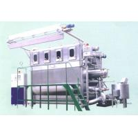 Quality Over flow Fabric Dyeing Machine Double nozzles for sale