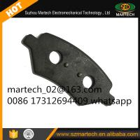 Wholesale Suzhou Martech Good Quality Auto Car Brake Pad Metal Back Plate from china suppliers