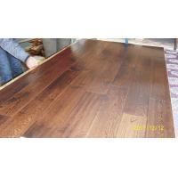 Wholesale Oak  Engineered Flooring Flooring handscraped and Distressed Surface from china suppliers