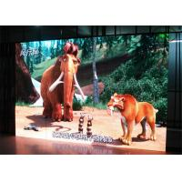 Wholesale Vivid Color LED Advertising Display Indoor With Temperature Sensor, Led TV Screen from china suppliers