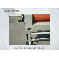 Wholesale Leyenda 1600mm Laminating Electric Cold Laminator Anti - Corrosion High Accuracy from china suppliers
