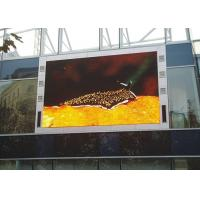 Wholesale Street Full Color LED Signs Outdoor IP65 LED Screen Advertising P20 Fireproof from china suppliers