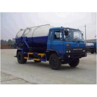 Wholesale 4*2 DONGFENG Sewage Suction Tanker Truck 6000L from china suppliers