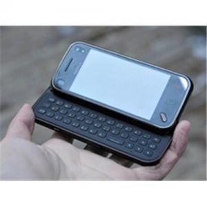 Wholesale Nokia Mini N97 dual sim jAVA TV Quadband cellphone from china suppliers