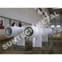 Quality Chemical Process Equipment C71500 Heat Exchanger for sale