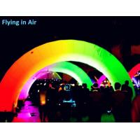 Wholesale 8m-12m Inflatable Decorative Arch with Lights for Party and Exhibition from china suppliers