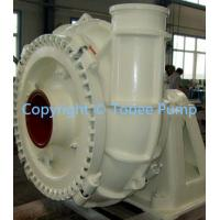 Wholesale horizontal gravel dredge pump with diesel engine from china suppliers