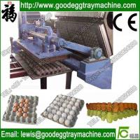 Wholesale 30 holes paper pulp injection egg tray from china suppliers