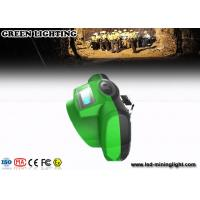 Wholesale 200g GL6-C mining cap lamp ABS meterial 20 hours working time 6.2Ah battery capacity from china suppliers