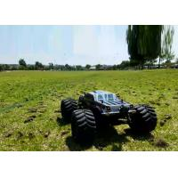 Wholesale Brushless Electric RC Monster Truck Remote Control With Metal Chassis from china suppliers