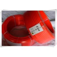 Wholesale diameter 18mm Ceramic machine transmission Pu Round Belt Orange or Green from china suppliers