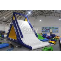 Wholesale EN14960 PVC Tarpaulin Giant Inflatable Floating Water Park / Water Game Summer from china suppliers