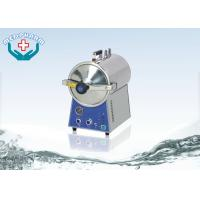 Quality SS304 Table Top Autoclave Steam Sterilizer With Electric Heated for sale