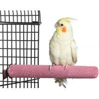 Quality Cement Bird Perch for Budgies, Cockatiels, Lovebirds for sale