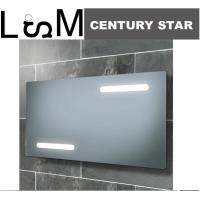 Wholesale Convenient Customized Interior Designed Bathroom Backlit Mirror from china suppliers