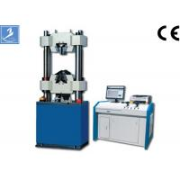 Wholesale Hydraulic Tensile Universal Testing Machine With Computer Control 600KN Max Test Force from china suppliers