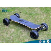 Wholesale 1800w Four Wheel Off Road Electric Skateboard Longboard With Remote Control For Adult from china suppliers