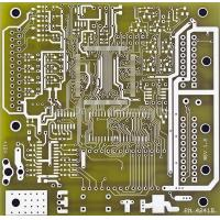 Wholesale HASL GOLD 4 layer pcb with 0.2mm pcb holes OEM & ODM for telecommunication from china suppliers