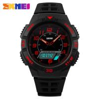 Wholesale 2 Times Zone Analog Digital Wrist Watch With Customize Brand Logo from china suppliers