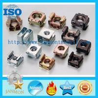 Buy cheap Zinc Plated Cage Nut,Stainless steel cage nut,Spring steel cage nut,65Mn cage nut,SS304 cage nut,Black oxide cage nut from wholesalers