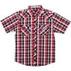 Wholesale Nice - look short sleeve plaid shirts, short sleeve plaid shirts, children polo shirts from china suppliers