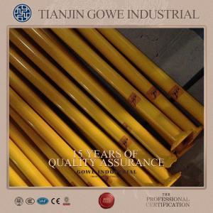Quality Metal scaffolding cuplock system Q235 / Q345 trestles scaffold for sale