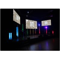 Wholesale High Resolution Mp4 Led Video Wall Rental , Smd Led Display Wide Viewing Angle from china suppliers