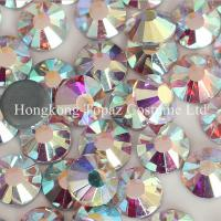 Wholesale SS16/4mm clear ab Crystal AB Hot Fix Rhinestones China wholesale from china suppliers