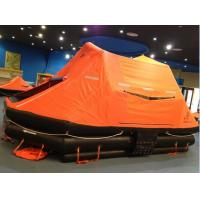 Wholesale Thorw-overboard inflatable life raft china factory from china suppliers