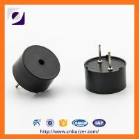 Wholesale 5V 2700Hz 80dB alarm Power Piezo Electric Transducer Small Black Noryl from china suppliers