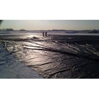 Wholesale Geomembrane Polyethylene Pond Liner , Low Elongation Large Pond Liners  from china suppliers