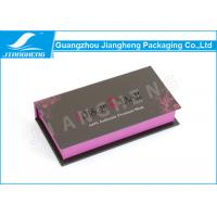 Wholesale Rectangular Luxury Paper Packaging Box Book Shaped For Eyelashes from china suppliers