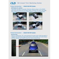 Wholesale Front And Rear Birds Eye View Car Camera 3d Rotation For Starting , 1080P from china suppliers