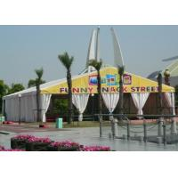 Wholesale 500 People 10 X 20 Outdoor Canopy Party Tent With Sidewalls For Different Activities from china suppliers
