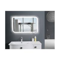 Wholesale 5mm glass mirror with LED ,cabinet waterproof base mirror from china suppliers