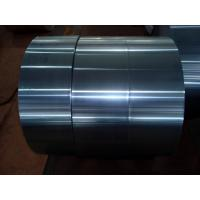 Quality Unclad Aluminium Foil Tapes / Fin Foil For Automotive Radiator 0.1mm Thickness for sale