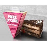 Wholesale Custom Individual Triangle Cheese Cake Box Cardboard Small For Birthday from china suppliers